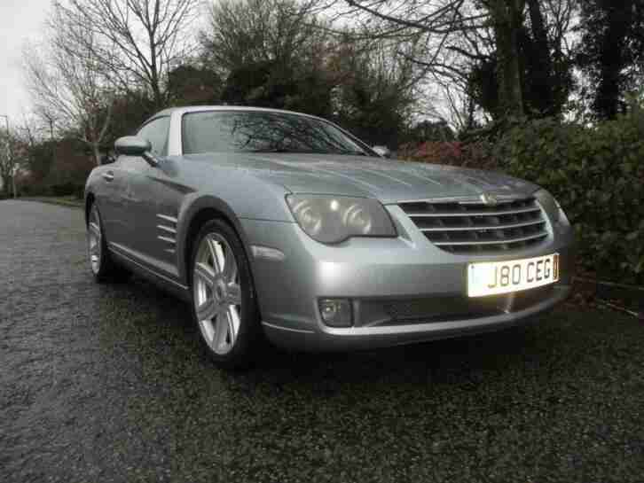 2003 Crossfire 3.2 2dr