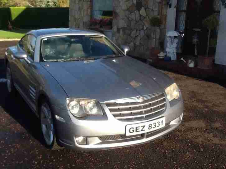 2003 Chrysler Crossfire, Auto, 3.2L