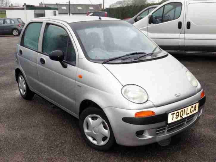 2003 Matiz 0.8 SE 5 doors APRIL