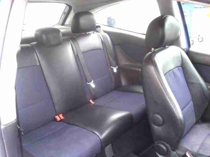 2003 FORD FOCUS ST170 BLUE