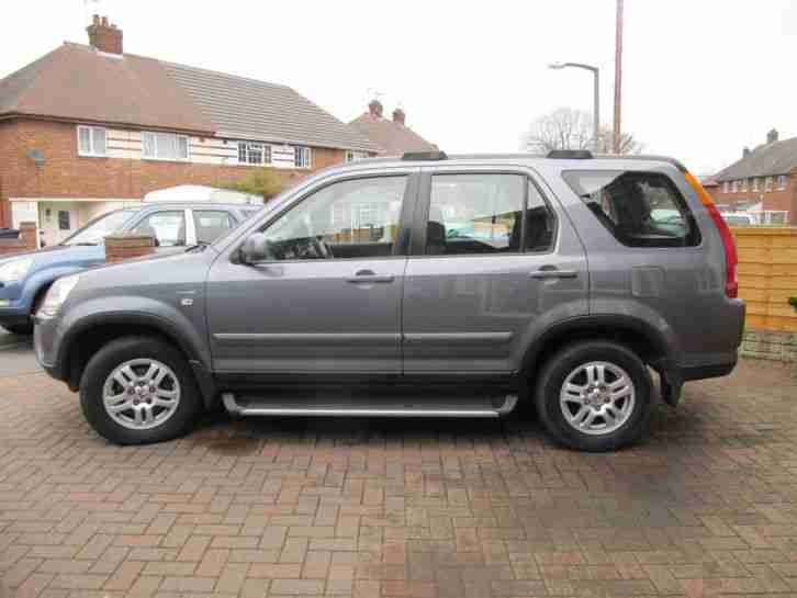 Honda 2003 cr v i vtec se sport auto cosmic grey car for sale for Gray honda crv