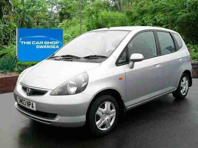 2003 HONDA JAZZ 1.4i DSI SE NEW MOT