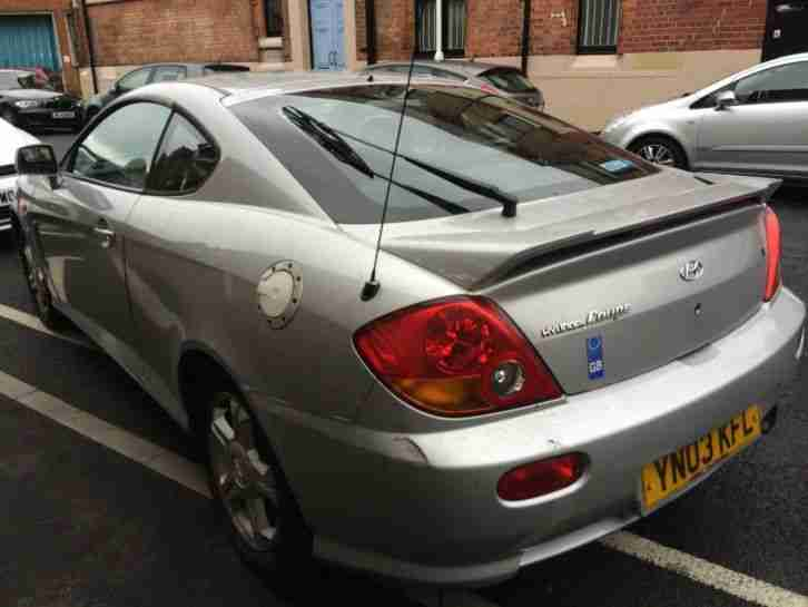 2003 HYUNDAI COUPE 1.6 S (ON REDUCED PRICE) LONG MOT..HISTORY..1 OWNER FROM NEW