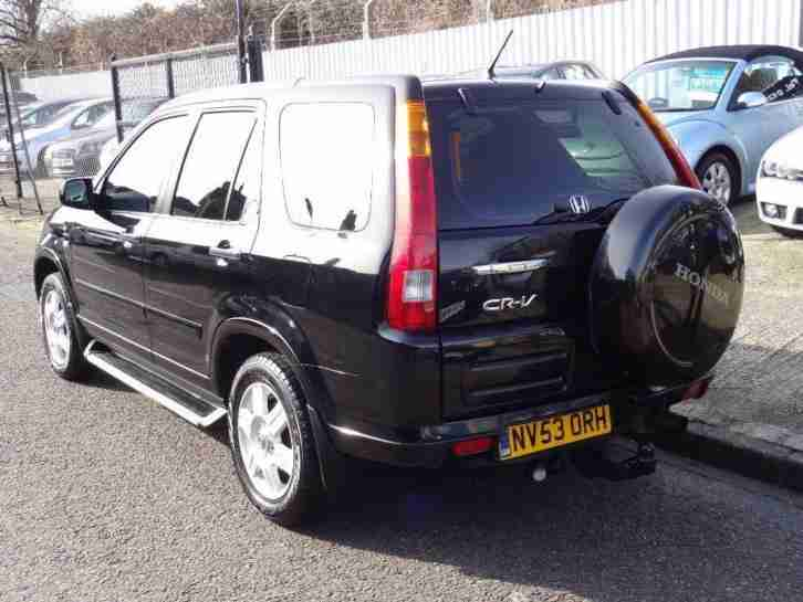 2003 Honda CR-V 2.0 i VTEC Executive Station Wagon 5dr