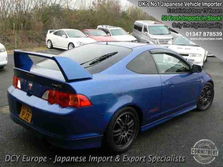 2003 Honda Integra Type R 2 door Coupe