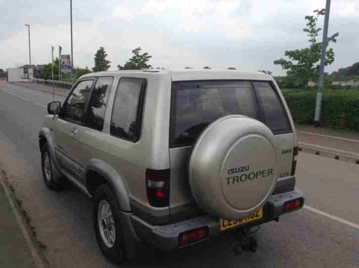 2003 ISUZU TROOPER CITATION DT SWB NEW CAMBELT