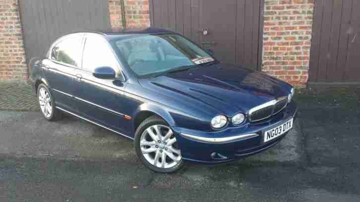 2003 X TYPE 2.1 V6, 75K, FULL MOT
