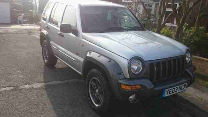 jeep 2003 cherokee extreme sport a silver car for sale. Black Bedroom Furniture Sets. Home Design Ideas