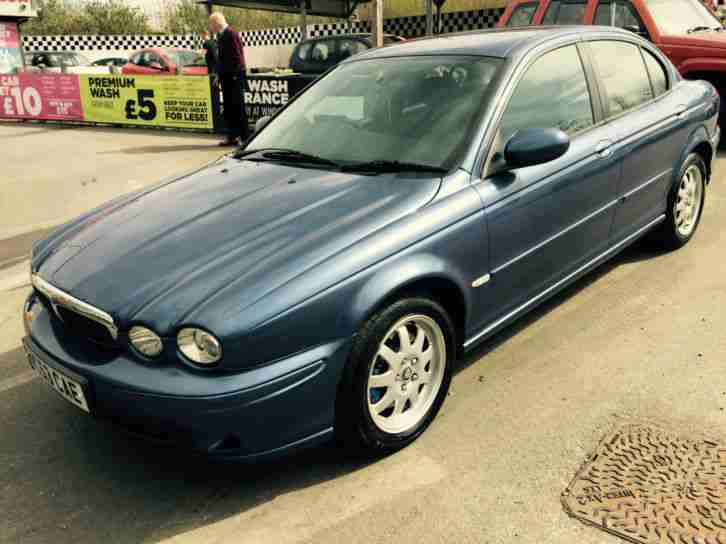 ## 2003 Jaguar X-TYPE 2.5 V6 4x4 AWD MOT JUNE 26TH HENCE LOW PRICE £995 ########