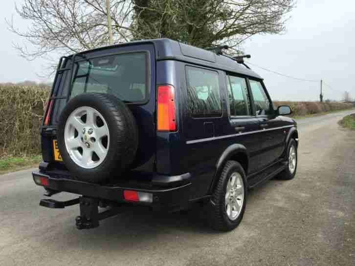 2003 land rover discovery td5 es car for sale. Black Bedroom Furniture Sets. Home Design Ideas