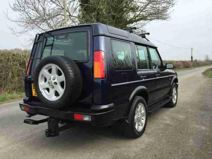 2003 land rover discovery td5 es car for sale. Black Bedroom Furniture Sets. Home Design Ideas