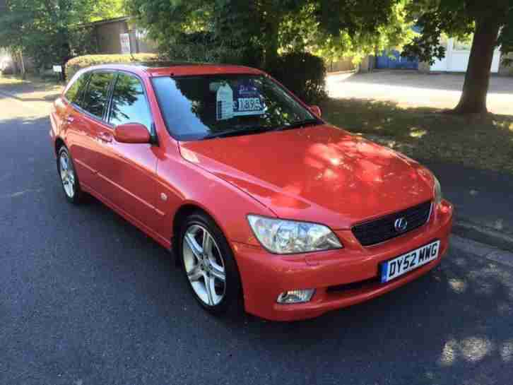 2003 LEXUS IS300 SPORTCROSS AUTO