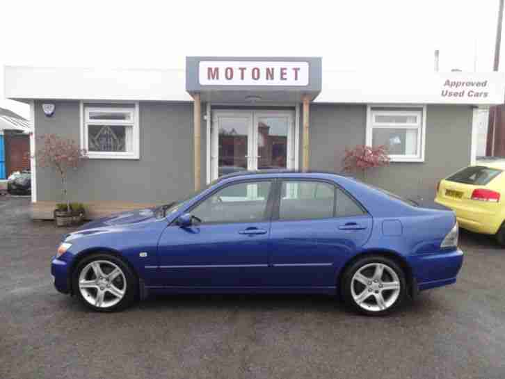 2003 Lexus IS 200 2.0 SE 4drJUST ARRIVED 4 door Saloon