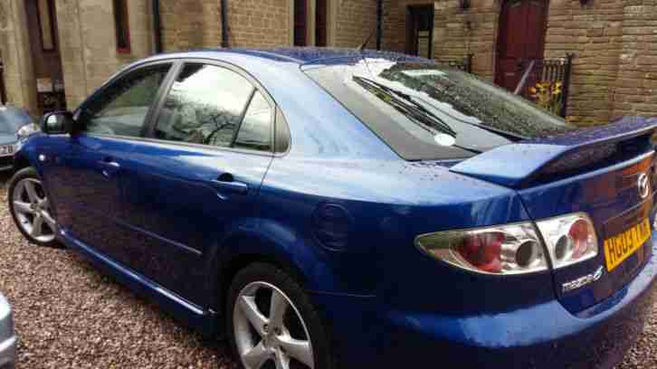 Mazda 6 Sport >> Mazda 2003 6 Sport Blue Good Condition For Age Car For Sale