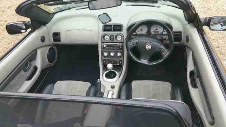 2003 MG TF Special Edition GREY