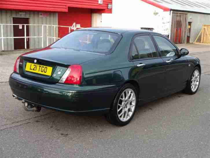 2003 MG ZT+ CDTI saloon Manual Diesel NO RESERVE Running fault READ DESCRIPTION