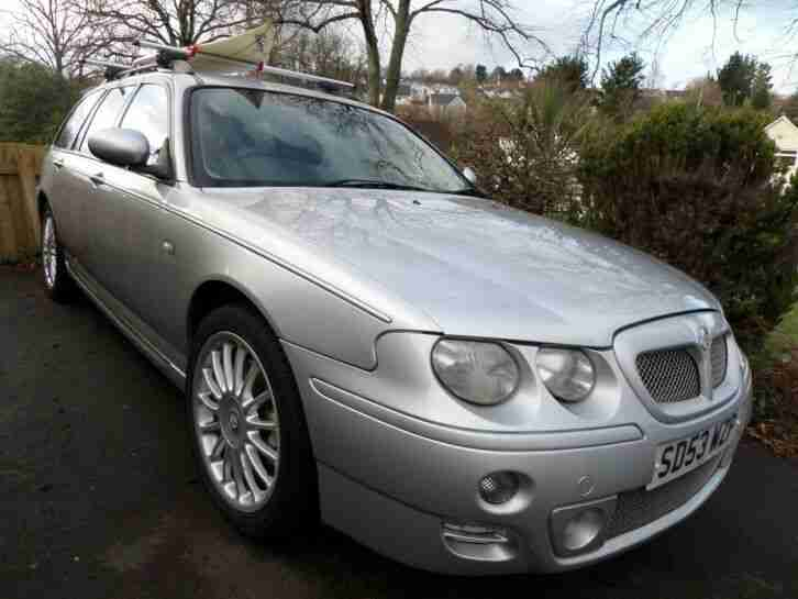 2003 MG ZT T 2.5 V6 190HP Estate Manual Petrol 92K miles MOT:Aug.2020 Classic.