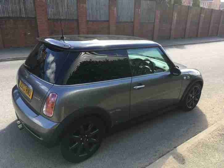 2003 MINI COOPER S 88K FSH SPORTS EXHAUST STUNNING FULL MOT MUST SEE BARGAIN WOW