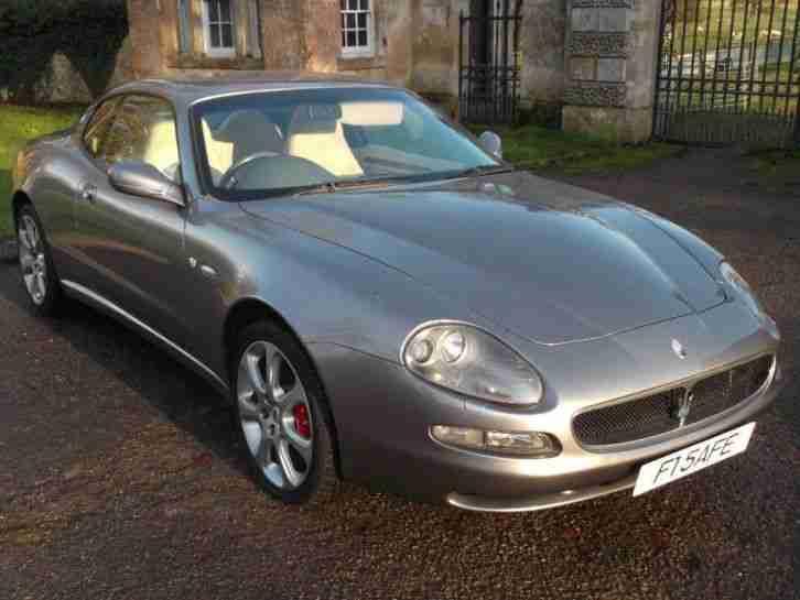 Maserati 2003 Coupe 4 2 Cambiocorsa 2dr Car For Sale