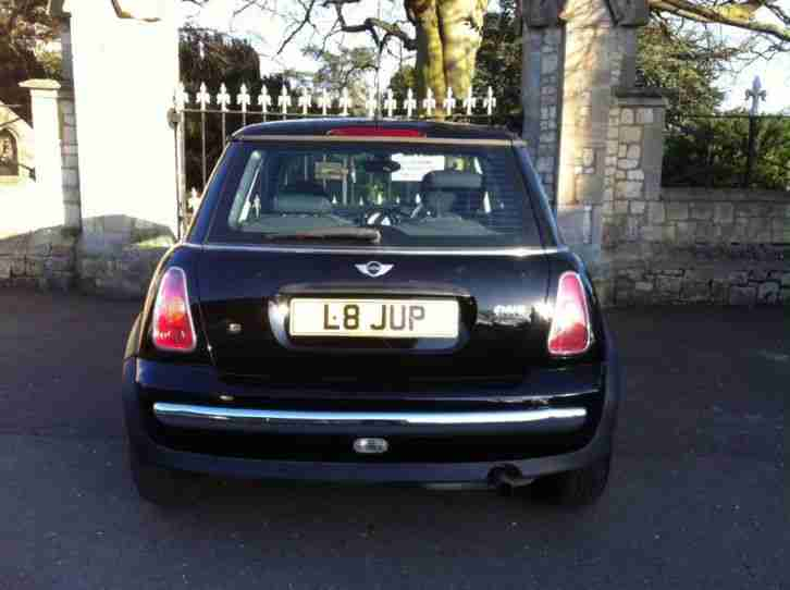 2003 Mini Hatchback 1.6 One 3dr 3 door Hatchback