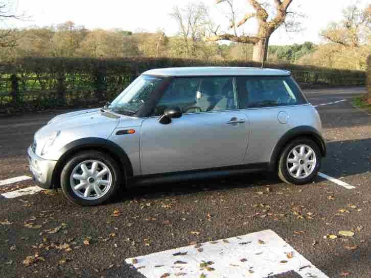 2003 Mini One 1.4TD One Diesel Stunning Condition with Full Mini History