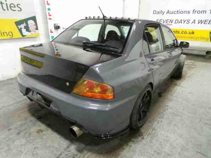mitsubishi 2003 lancer evo 7 rs2 breaking door tailgate seat wheel
