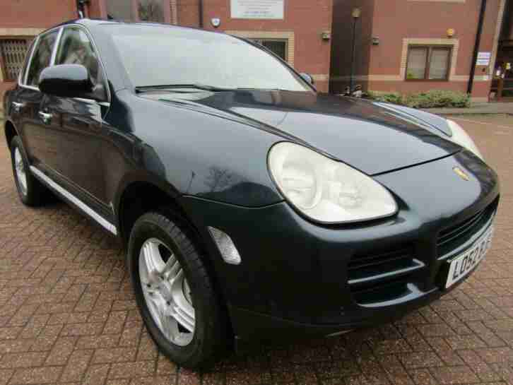 2003 CAYENNE 4.5 AUTO TIPTRONIC LEFT