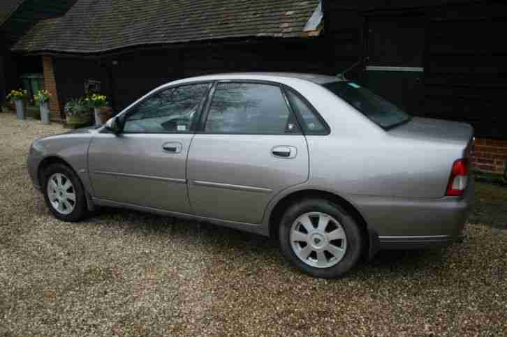 2003 PROTON IMPAIN 1.6 X SALOON CAR LOW MILEAGE 63000 MILES HERE TO BE SOLD