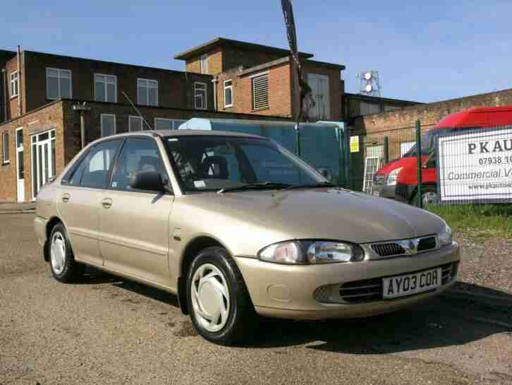 2003 WIRA 1.5 LX 5 DOOR HATCHBACK CAR