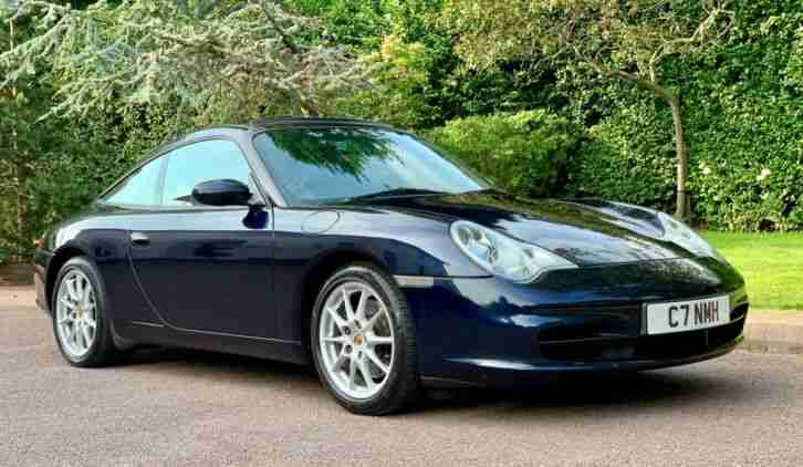 2003 911 996 Targa Tiptronic, only