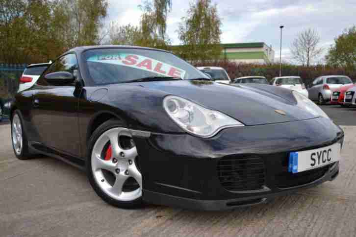 2003 911 C4S WIDE BODY 2dr Tiptronic