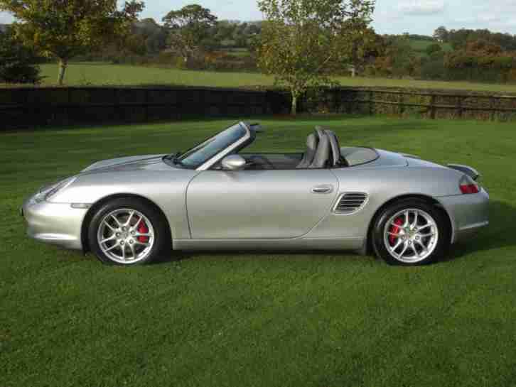 porsche 2003 boxster 986 3 2 s anniversary 2dr car for sale. Black Bedroom Furniture Sets. Home Design Ideas