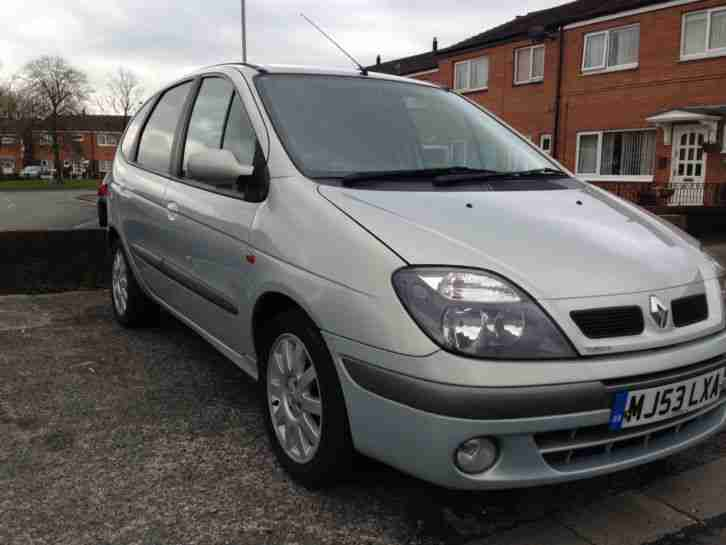 Renault Grand Scenic Spares And Repair  Car For Sale