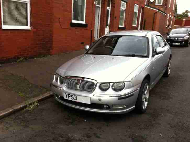 2003 ROVER 75 1.8 T Club SE 4dr Low Miles