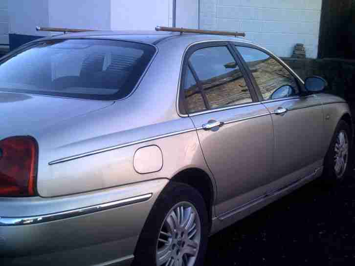 2003 ROVER 75 CLUB CDT SE GOLD