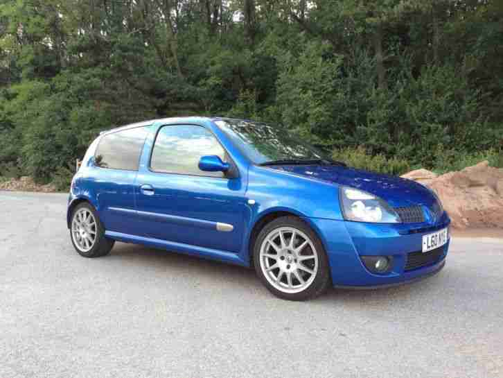 2003 Clio 172 Cup