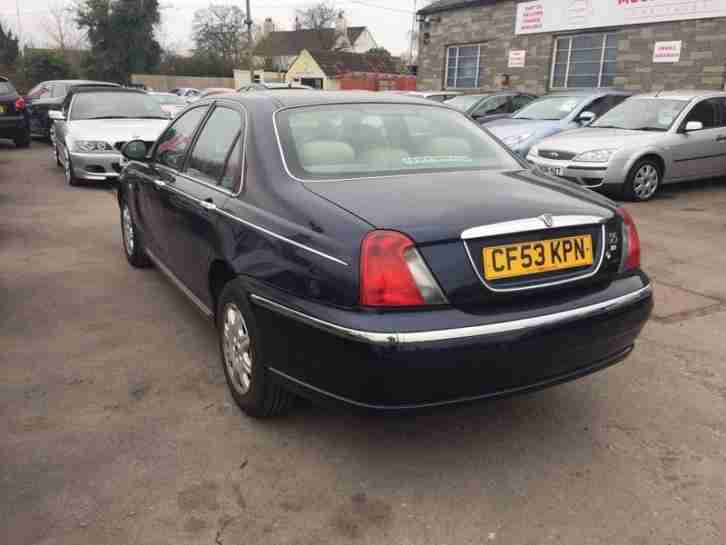 2003 Rover 75 2.0 CDT Club 4dr