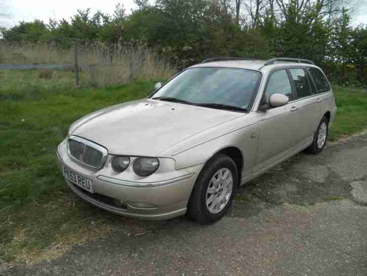 Rover 75. Rover car from United Kingdom