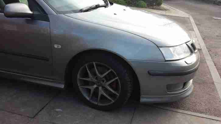 2003 SAAB 9-3 AERO 210 BHP GREY PRICE DROP