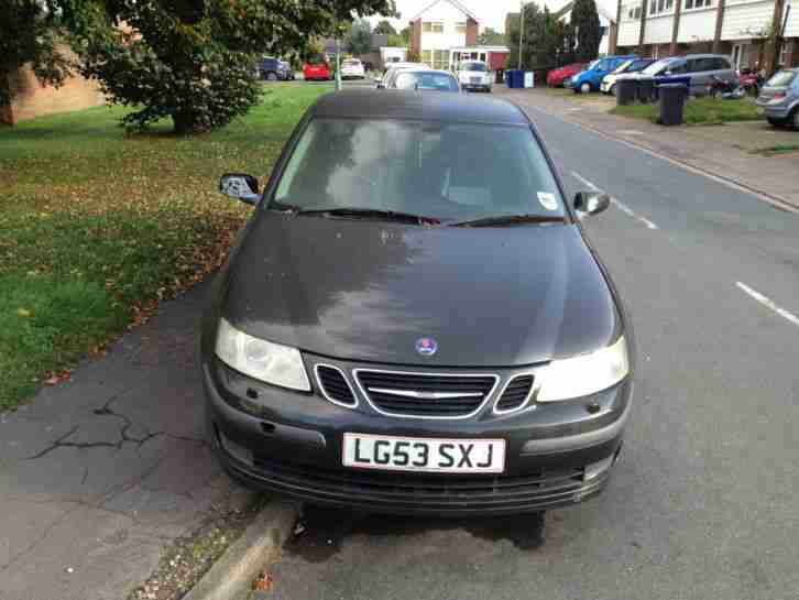 2003 SAAB 9-3 VECTOR TID GREEN
