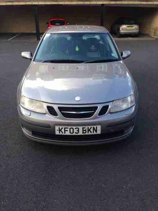 2003 SAAB 9-3 VECTOR TID GREY