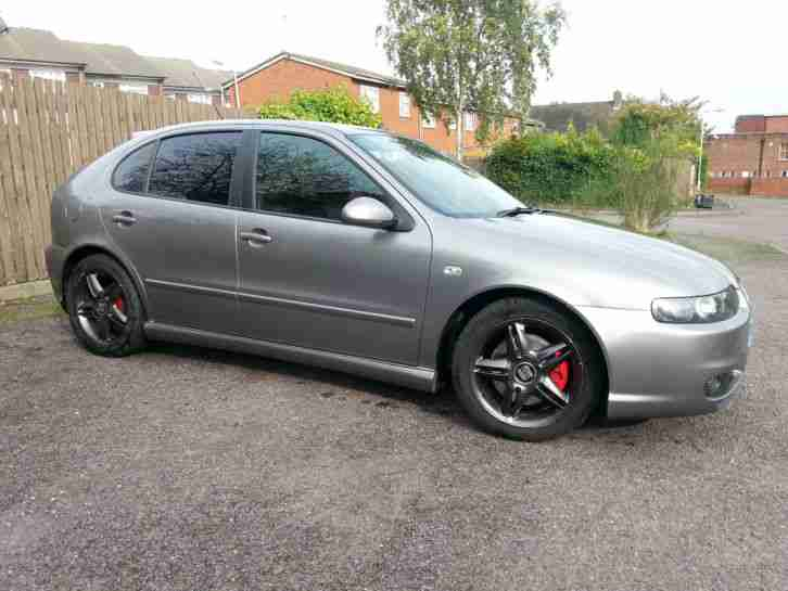 seat 2003 leon 20v turbo cupra 5dr hatchback leon fr cupra r styling. Black Bedroom Furniture Sets. Home Design Ideas
