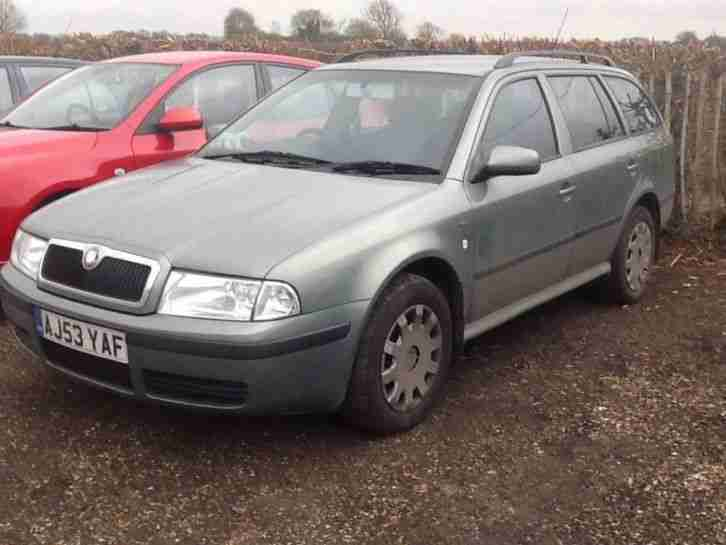 2003 OCTAVIA TDI SPARES OR REPAIR