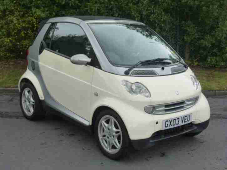 smart car fortwo passion 2002 full service history low miles. Black Bedroom Furniture Sets. Home Design Ideas