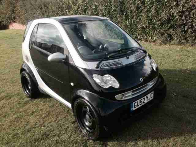 2003 SMART CITY PASSION VERY LOW MILES, SPECIAL MODS, ROADSTER TURBO, VENOM
