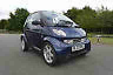 2003 SMART CITY PULSE 50 AUTO BLACK