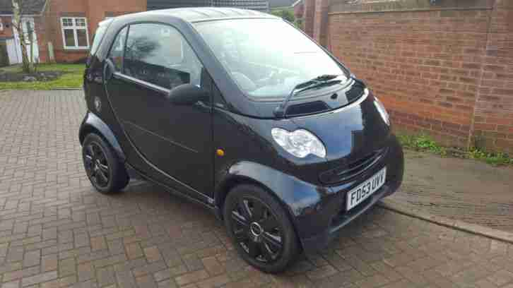 2003 SMART CITY PURE 61 6 SPEED SEMI AUTO. SPARES OR REPAIR