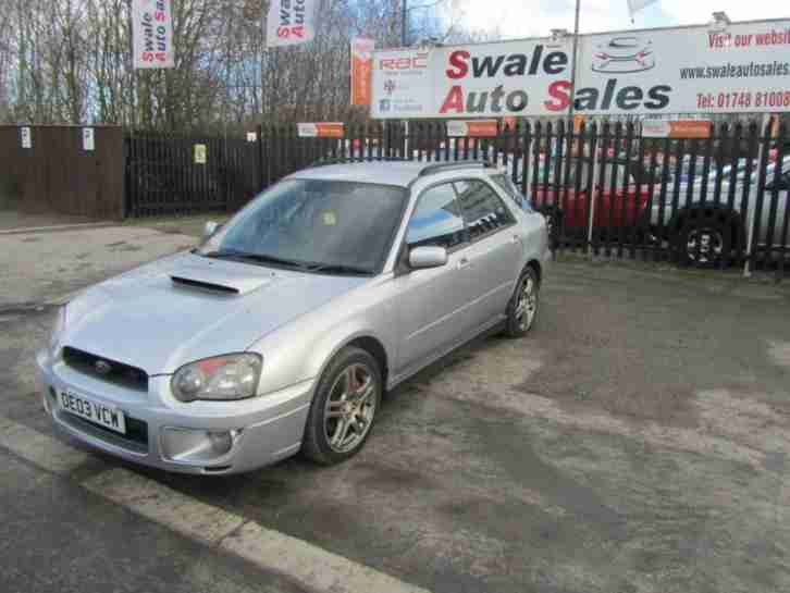 2003 IMPREZA 2.0 WRX TURBO 5 DOOR 224