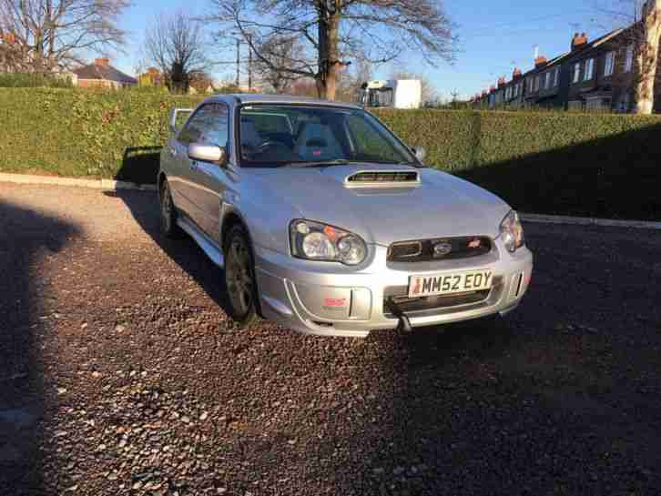 Subaru IMPREZA. Subaru car from United Kingdom