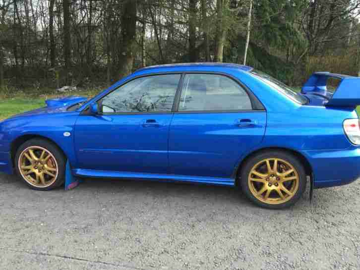 Subaru Impreza Car From United Kingdom